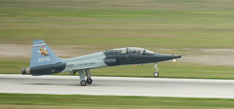 Deadly Air Force Training Jet Crash Was the Fifth in Just One Year