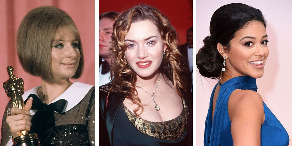 37 Of The Best Oscars Hairstyles Of All Time