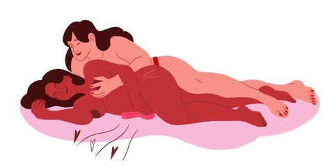 best lesbian sex positions