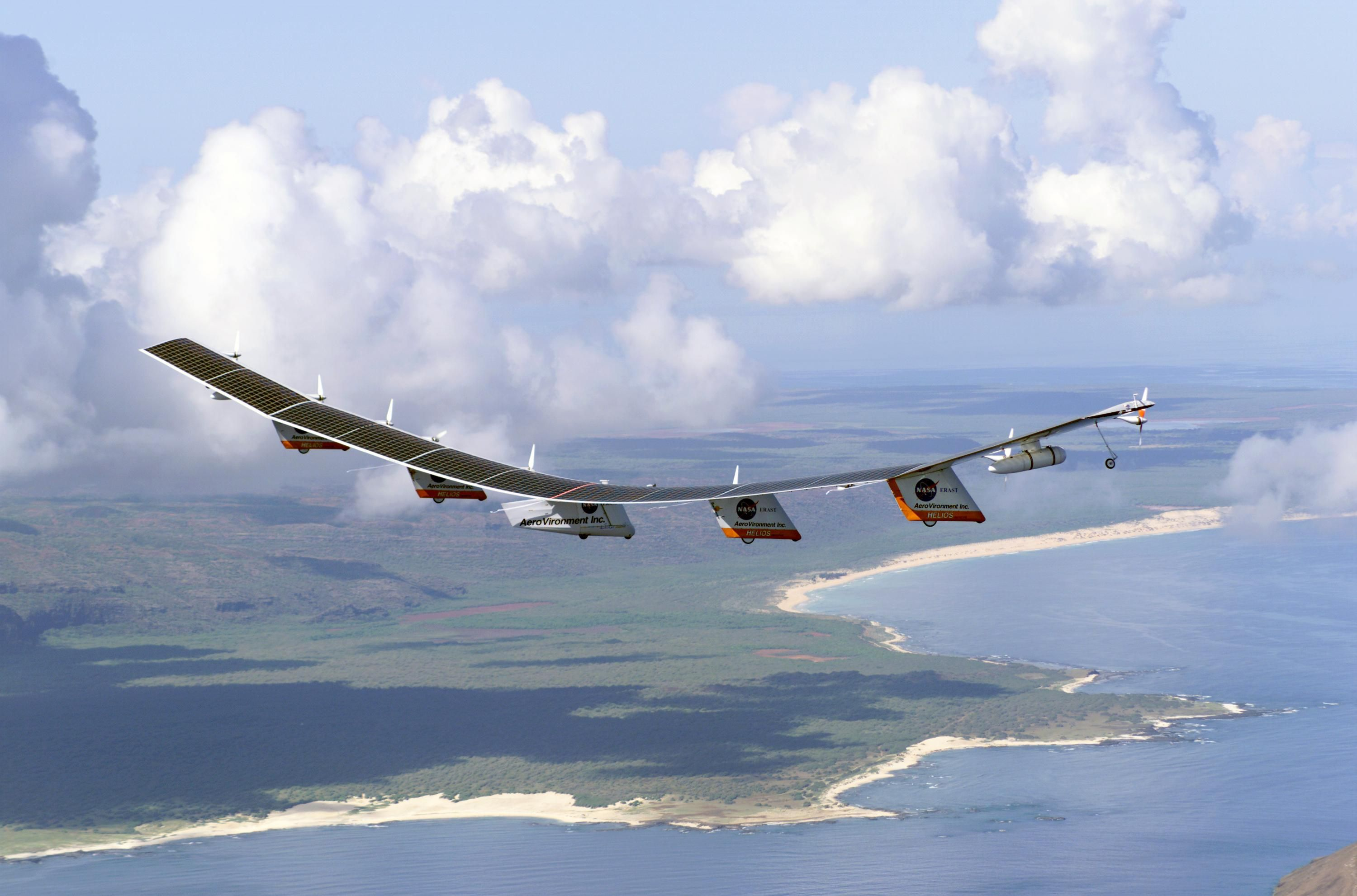 Solar Drones Are Filling the Skies, But There's Still No Clear Winner