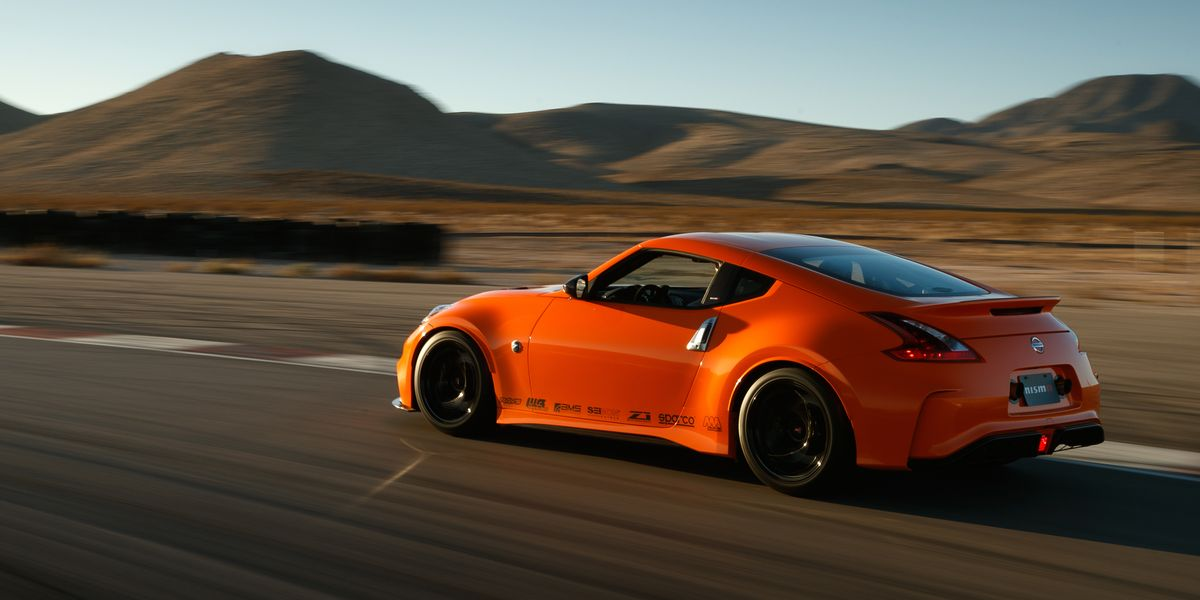 Nissan Built a New Turbo Z It Won't Sell to You
