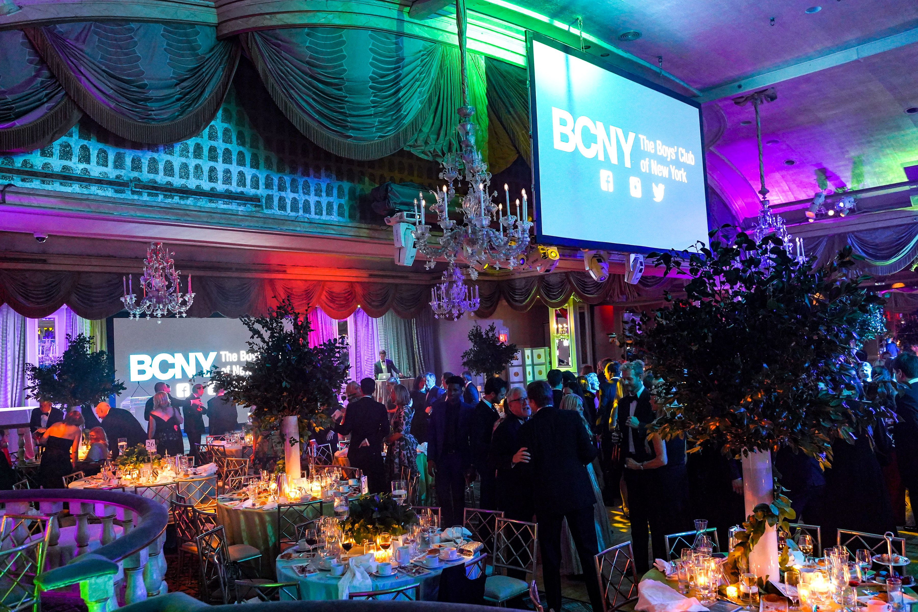 Sharing Gowns for Good at the BCNY's Green Gala