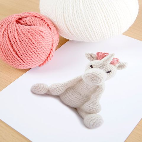 Toft Unicorn Crochet Kit