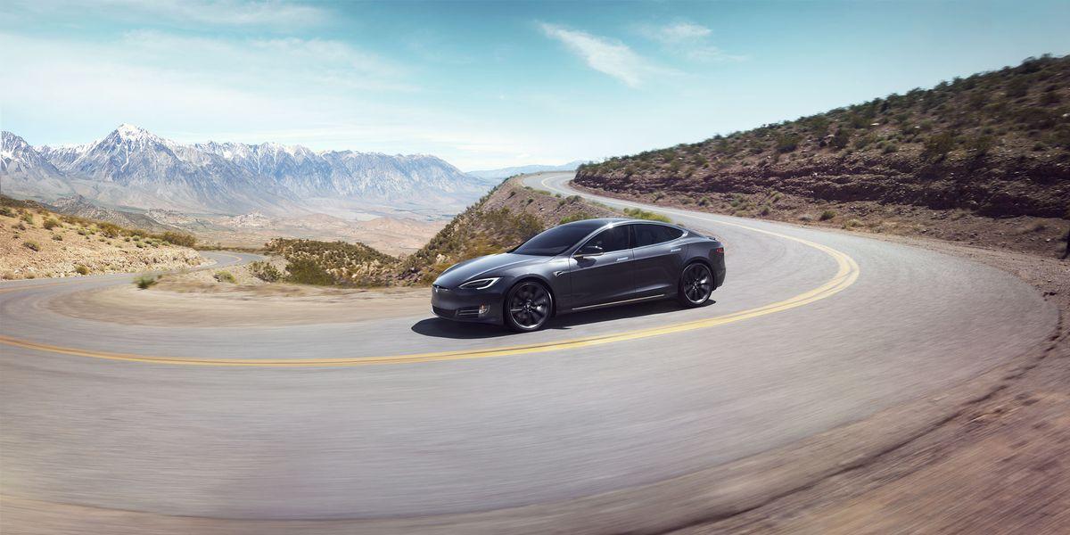 Tesla Model S Breaks 400-Mile Range Barrier
