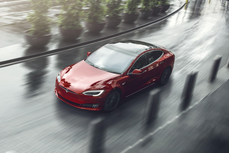 If Tesla's Planning a Nurburgring Lap, They Forgot to Tell the Nurburgring