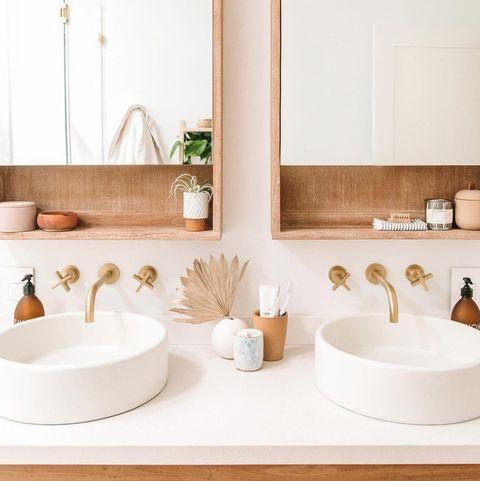 accesorios baño moderno