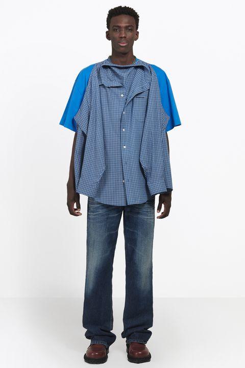 e1337e93a702 Twitter Can't Handle This $1,290 Balenciaga T-Shirt Shirt