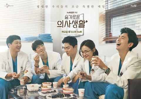 2021韓劇,《機智醫生生活》