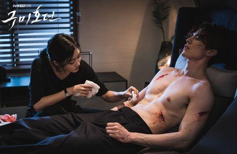 韓劇名品腹肌