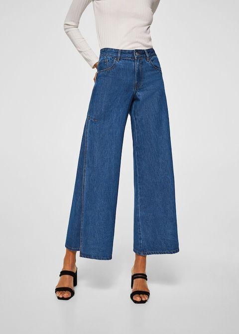Denim, Clothing, Jeans, Blue, Waist, Pocket, Textile, Standing, Ankle, Leg,