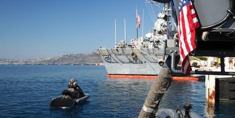 Vehicle, Boat, Watercraft, Navy, Coast guard, Tugboat, Boating, Tourism, Ship, Sea,