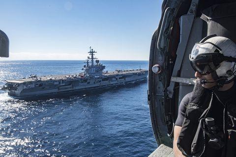 Vehicle, Naval ship, Warship, Navy, Ship, Battleship, Guided missile destroyer, Watercraft, Dock landing ship, Amphibious assault ship,