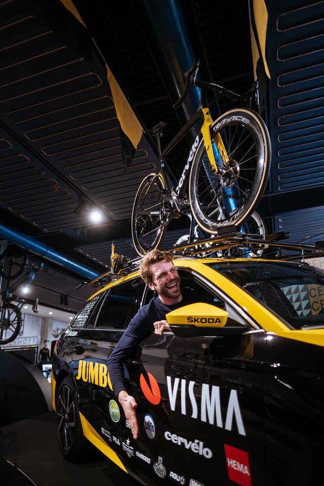 een dagje tour de france ervaren bij ride out amsterdam