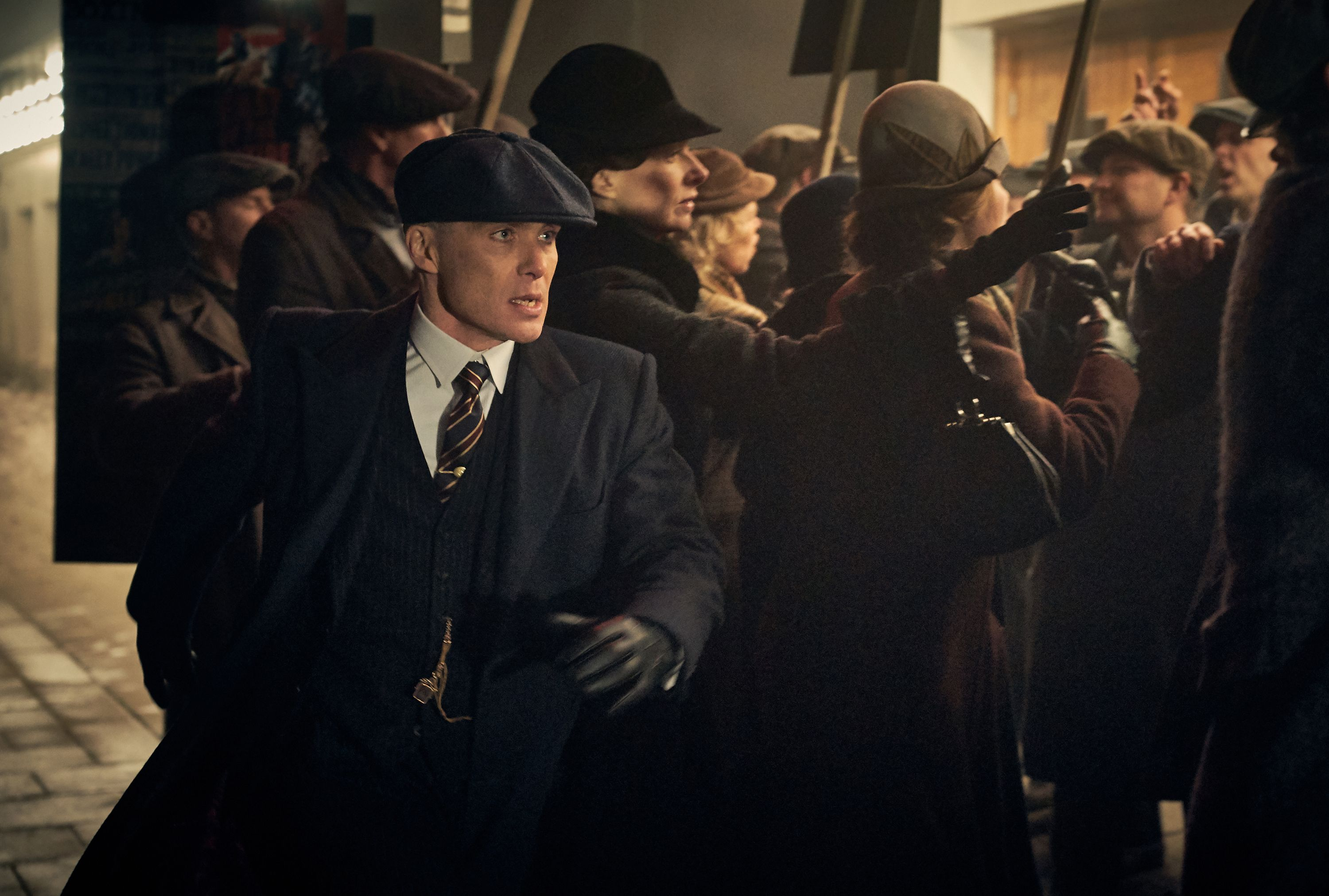 Peaky Blinders Fans Are Freaking Out Over This Shocking Moment From the Season 5 Finale