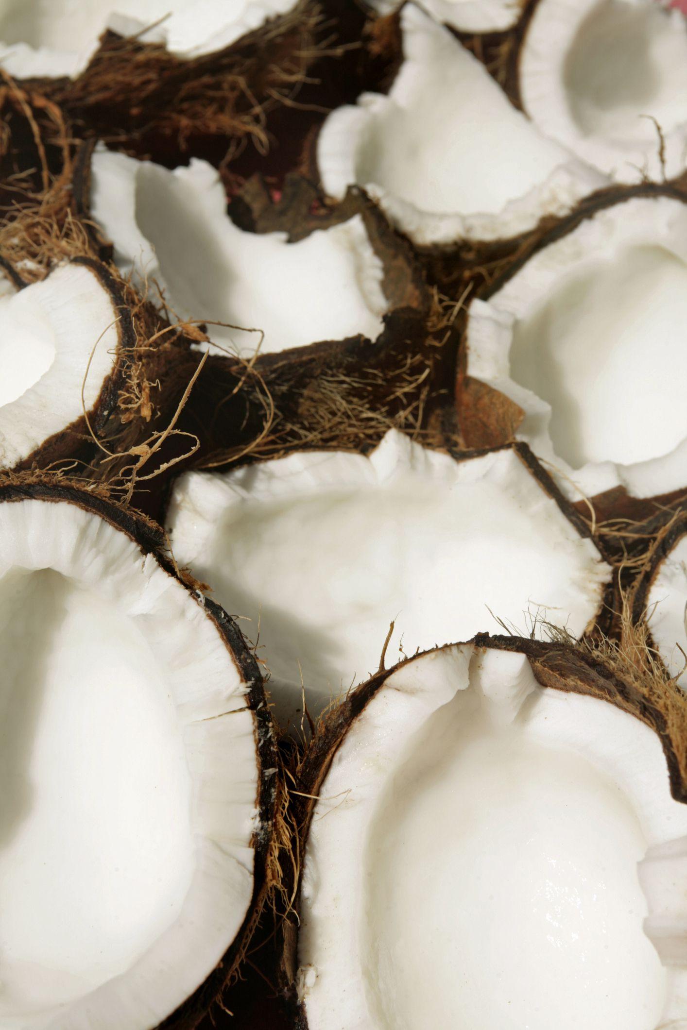 Aceite de coco coreano