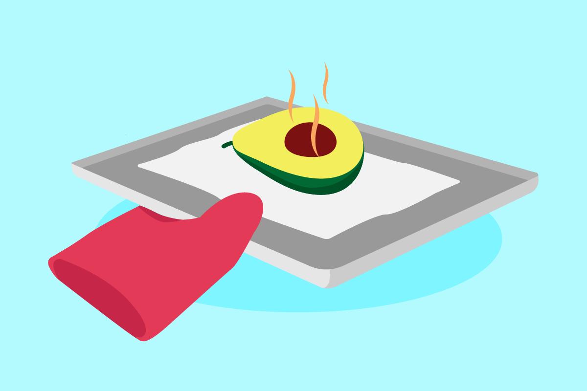 Ripen Avocado In The Oven