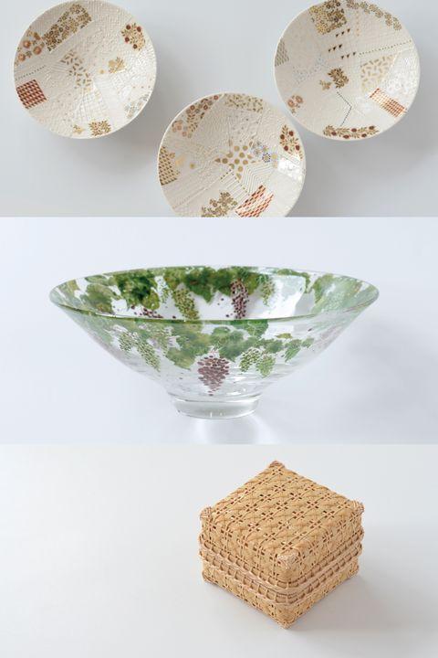 sophora  飯野夏実・西山雪・小倉智恵美 作品