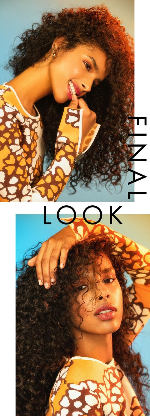 How To Style 6 Types Of Curls 3a 3b 3c 4a 4b 4c Curls And Coils