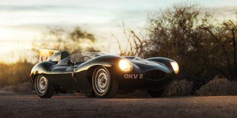 Land vehicle, Vehicle, Car, Sports car, Classic car, Race car, Coupé, Jaguar xj13, Jaguar d-type, Automotive design,