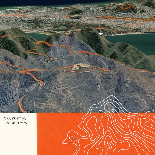 earth day strava update adds new 3d terrain mode