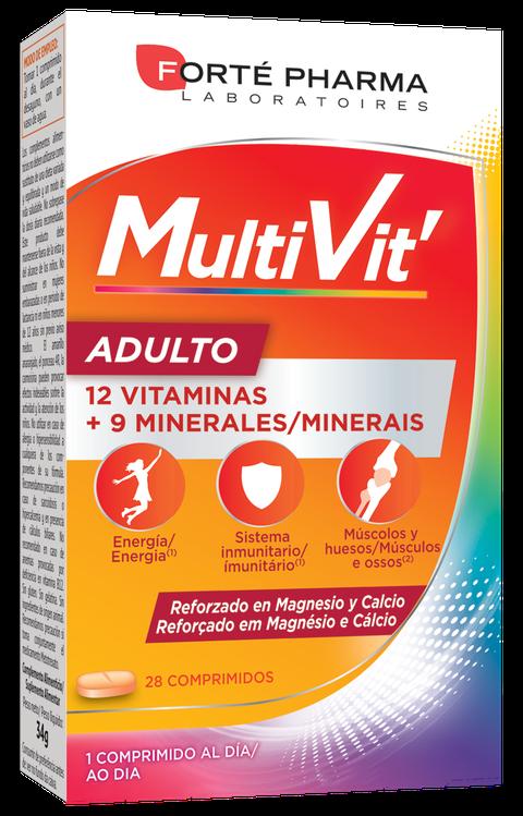 Forté Pharma multivit
