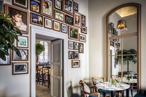 米蘭名流餐廳