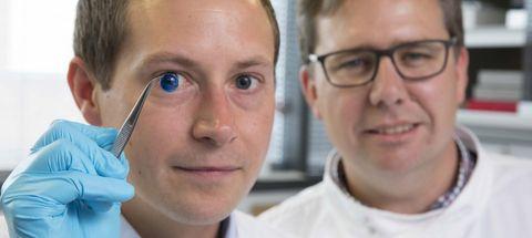 Scientists Just 3D Printed a Human Cornea Using Stem Cells
