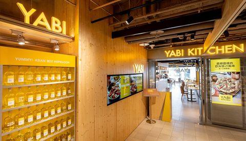 「yabi kitchen」台北2號店