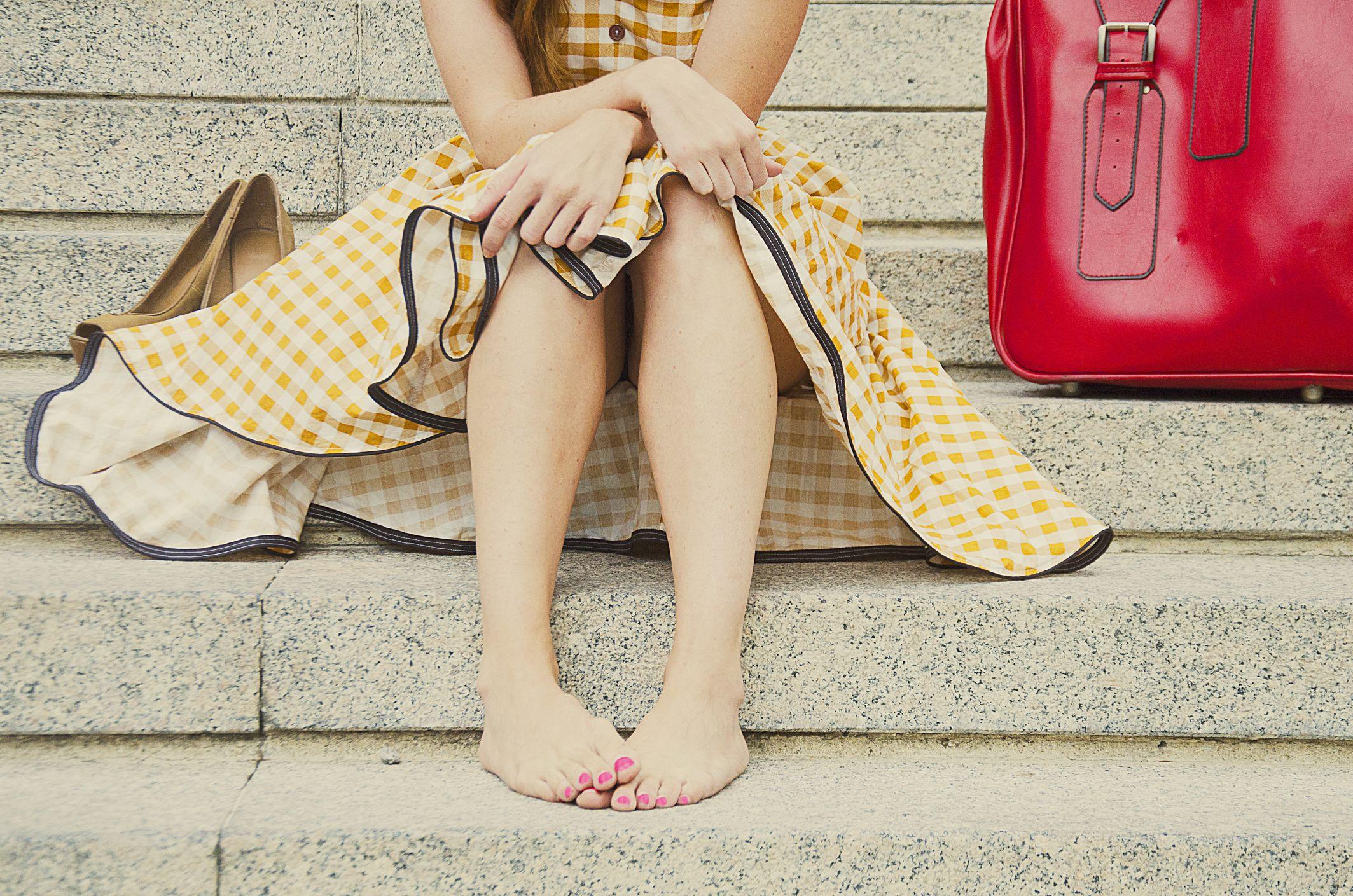 Estas botas (calcetines) frías descongestionarán tus piernas cansadas en unos minutos