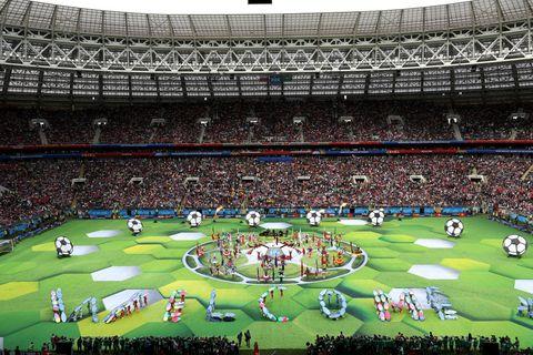 Stadium, Sport venue, Soccer-specific stadium, Crowd, Arena, Fan, Team sport, Player, Audience, Sports,