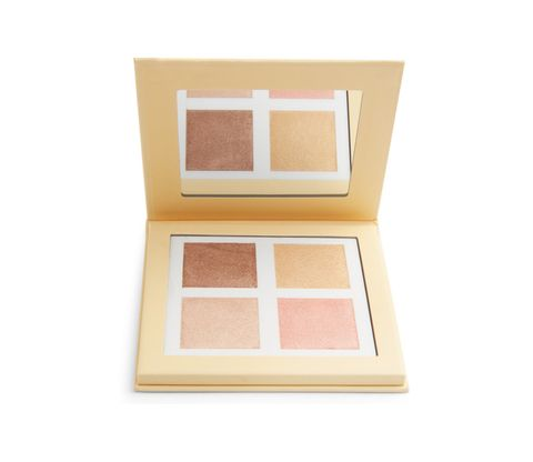 Eye shadow, Eye, Cosmetics, Beauty, Beige, Organ, Peach, Human body, Material property, Face powder,
