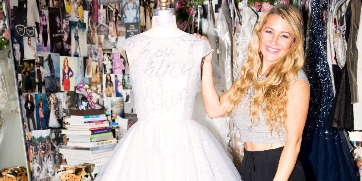 Get That Life: How I Became a Wedding Dress Designer