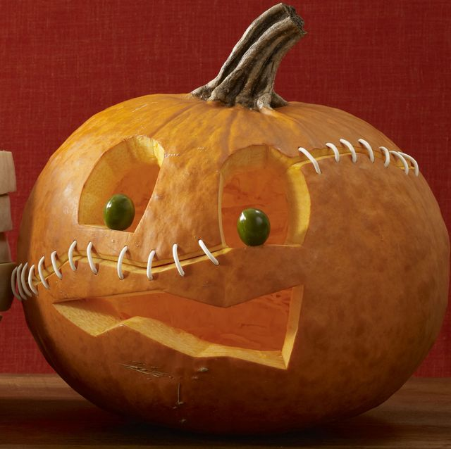 carved pumpkin free stencil
