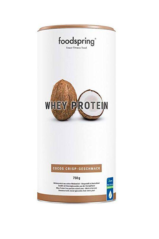 proteínas Amazon