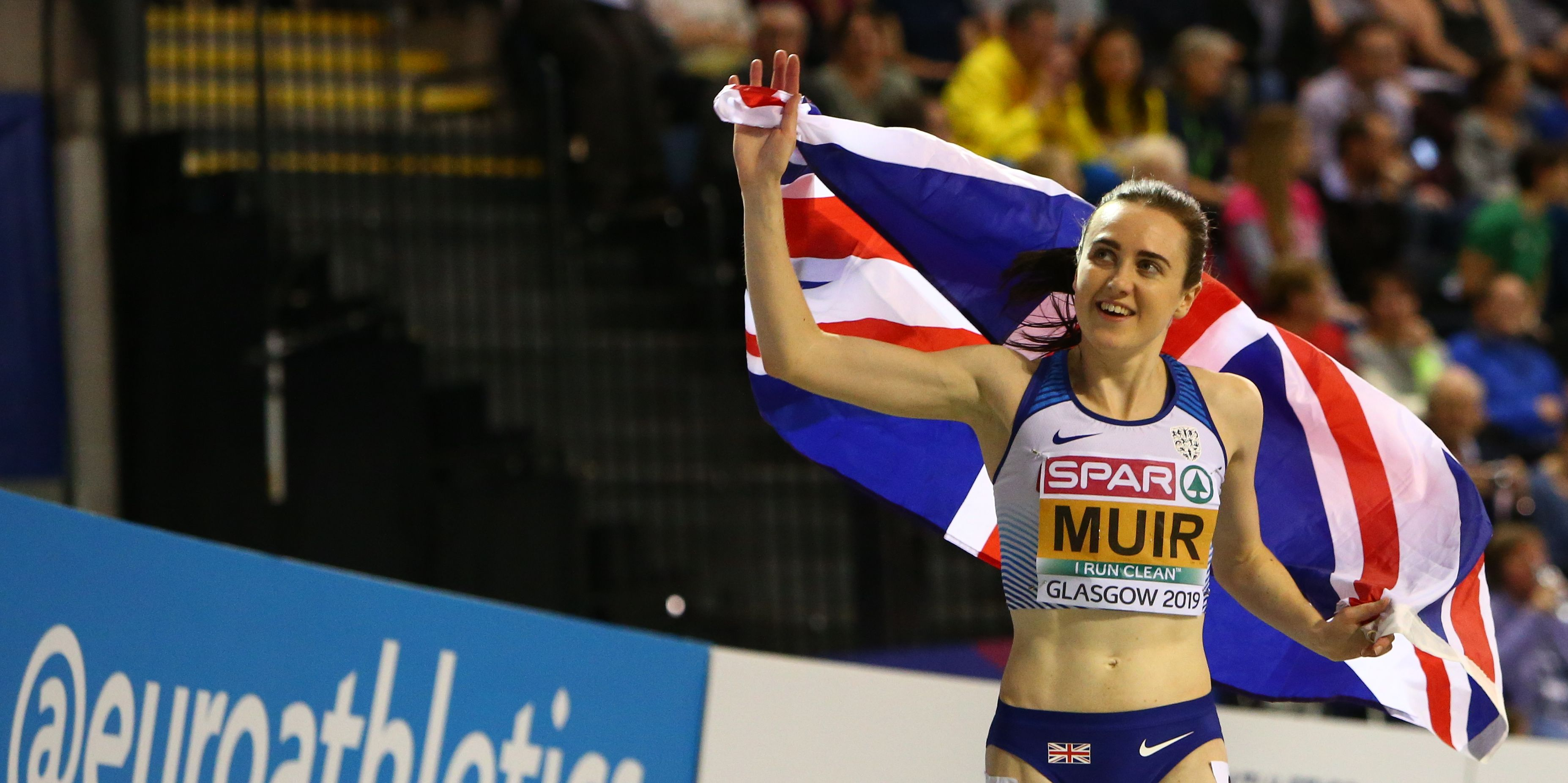 Laura Muir to run Westminster Mile