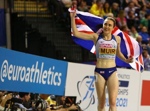 Laura Muir to run Westminster Mile