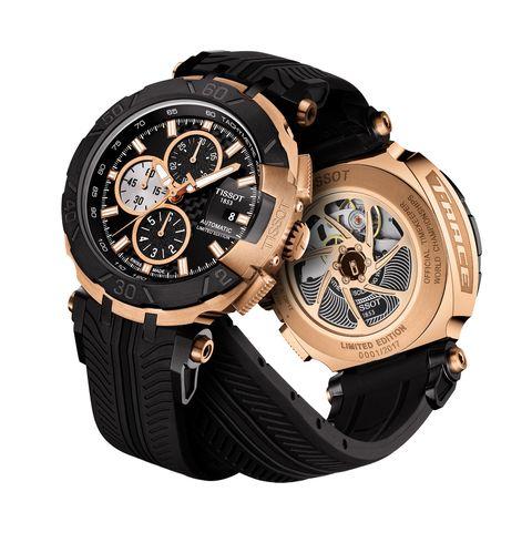 Watch, Analog watch, Strap, Watch accessory, Fashion accessory, Brand, Material property, Jewellery, Hardware accessory, Metal,