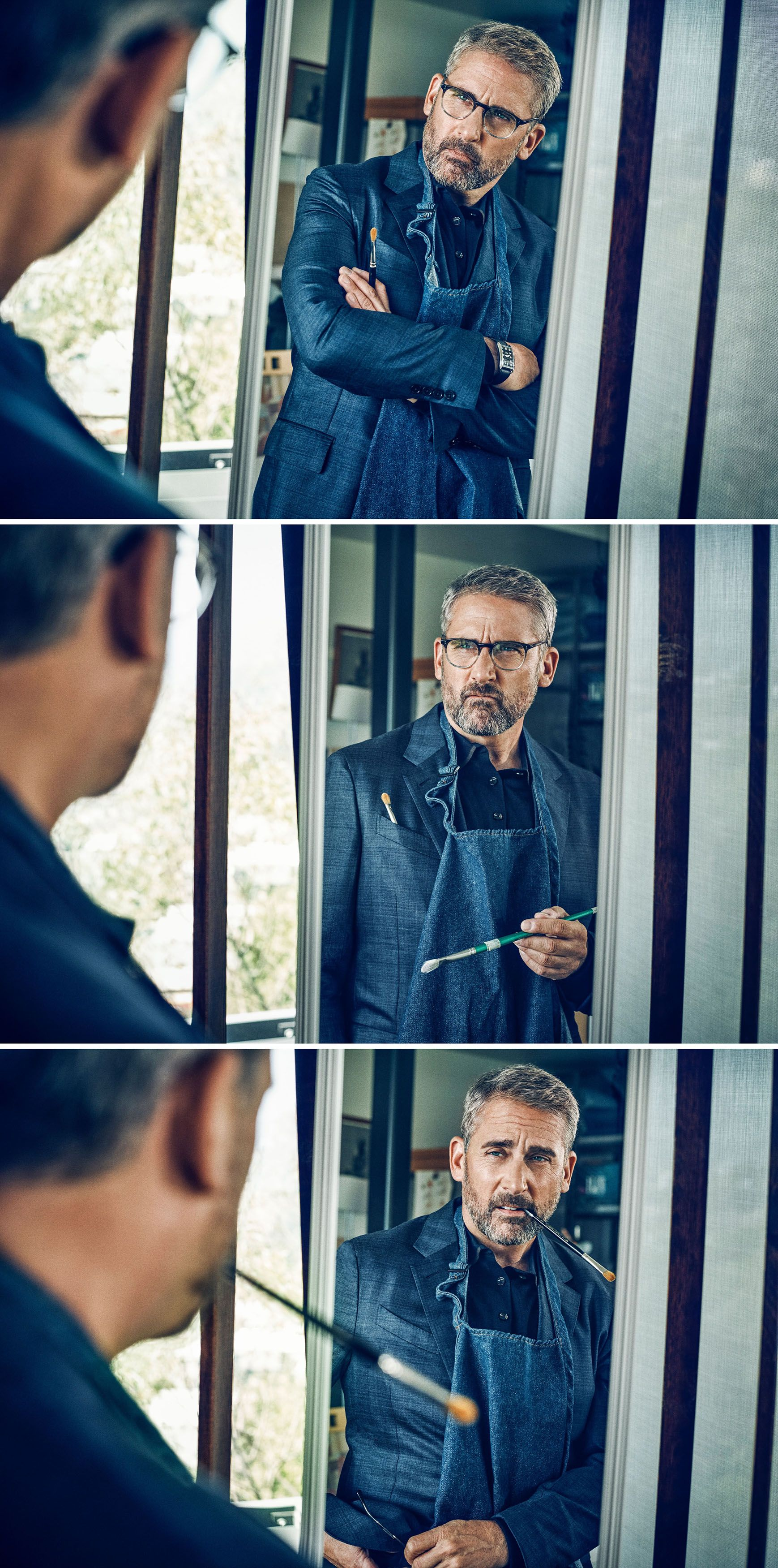 After The Office, The 40-Year-Old Virgin, and Foxcatcher, is Steve Carell only now showing us what he's really capable of? The nicest guy in showbiz talks about his three new Oscar-buzzworthy movies—plus why The Office wouldn't fly today.