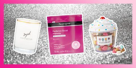 Product, Pink, Cup, Lid, Food, Drinkware, Brand, Label, Cream, Tableware,