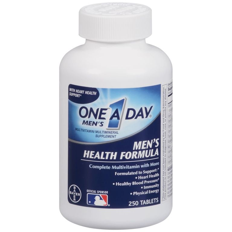 Best Multivitamins For Men Men S Health