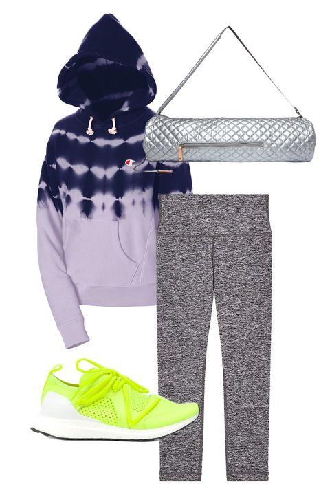 Clothing, sweatpant, Hood, Hoodie, Outerwear, Sleeve, Active pants, Footwear, Trousers, Sportswear,