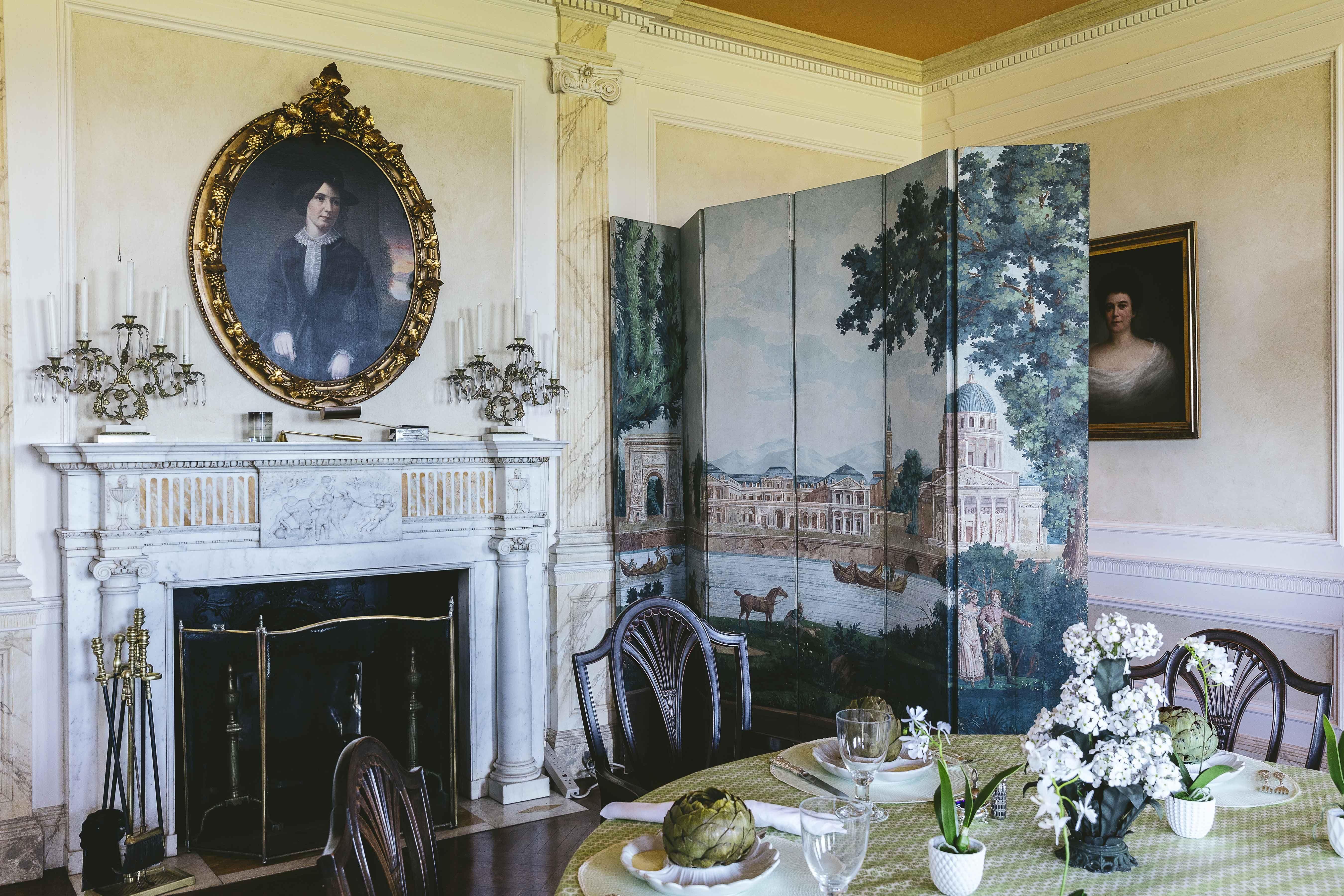Edith Wharton's Newport Summer Home - Nick and Molly Mele