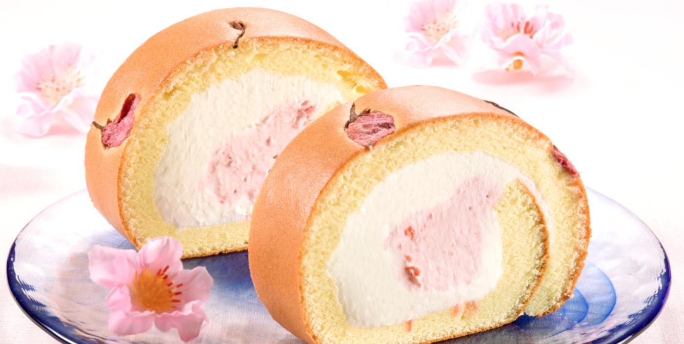 櫻花,甜點,蛋糕,生乳捲,千層蛋糕,櫻花季,亞尼克,起司塔,台灣