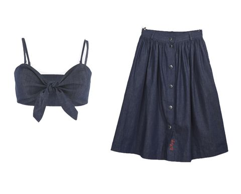Clothing, Black, Shorts, Denim, Waist, Trousers,