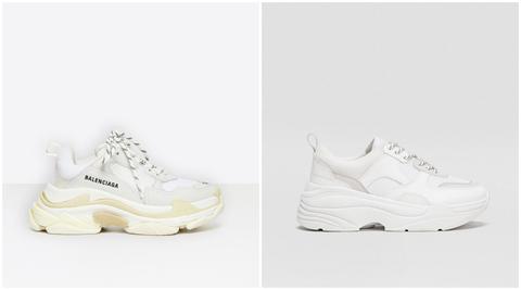 Shoe, Footwear, White, Sneakers, Walking shoe, Product, Outdoor shoe, Athletic shoe, Beige, Font,