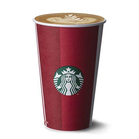 星巴克,耶誕,飲品,飲料,期間,薄荷,摩卡,熱飲,太妃糖,核果,那提,巧克力,義式,咖啡,薑餅,風味,星巴克耶誕杯,ELLE愛吃貨