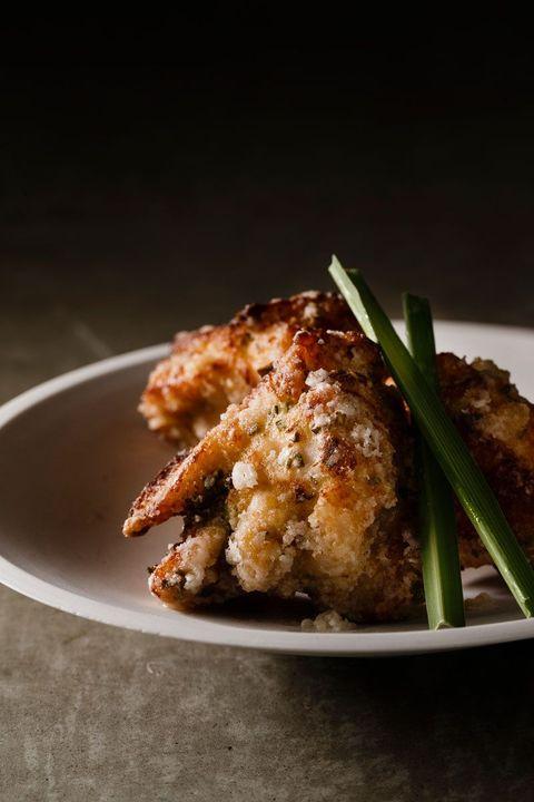 鶏の香味唐揚げ のレシピ・作り方|ELLE gourmet [エル・グルメ]