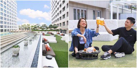 台南晶英力邀十家漢堡職人舉辦「府城漢堡節」