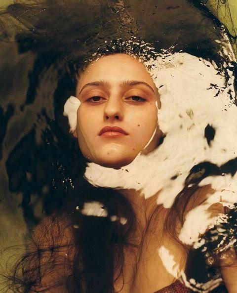 Face, Portrait, Beauty, Forehead, Cheek, Eye, Art, Visual arts, Painting,