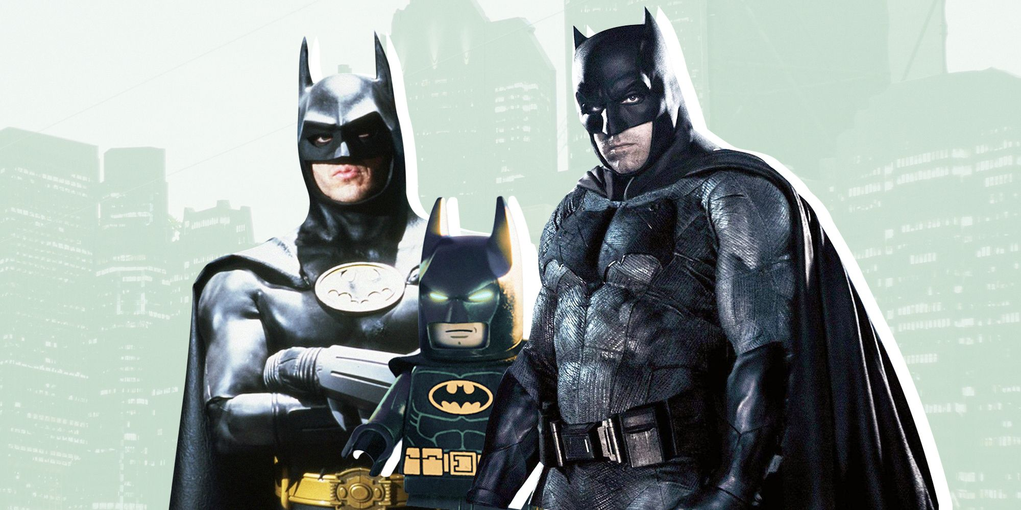 With Ben Affleck Returning as Batman in The Flash Is DC Creating a ...